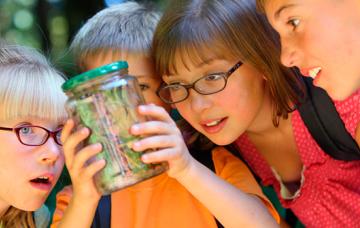 Educación Infantil al aire libre
