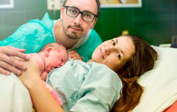 Los profesionales del parto