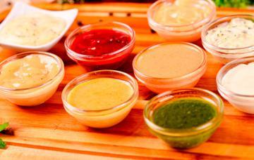 Salsas ligeras saludables