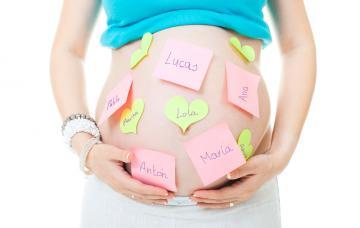 El nombre de tu bebé