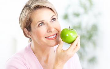 Nutrición en la menopausia