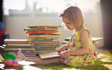 Primeras lecturas infantiles