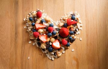 Snacks sanos con alto valor proteico
