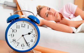 Trastornos del sueño en la menopausia