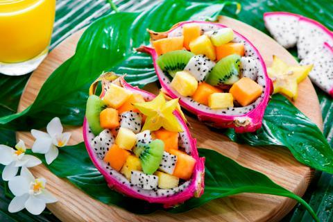 10 frutas ex ticas a descubrir - Frutas tropicales y exoticas ...