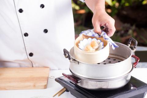 Alimentos m s adecuados para cocinar al vapor - Utensilios para cocinar al vapor ...