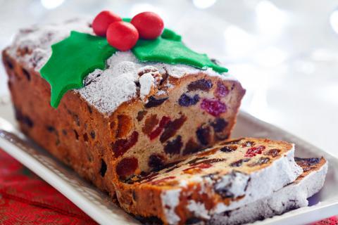 Alternativas saludables de dulces navideños