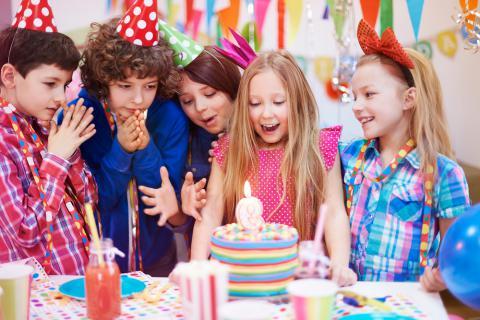 Comida Y Juegos Adecuados Para Cumpleanos Infantiles