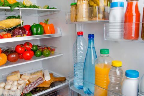 Consejos para organizar la compra en la nevera for Como ordenar la nevera