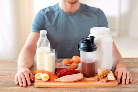 Alimentación recomendada antes de practicar ciclismo