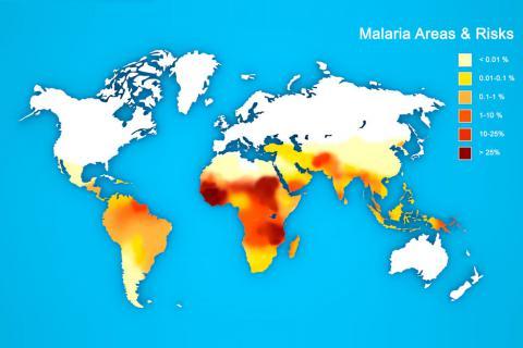 Epidemiología de la malaria
