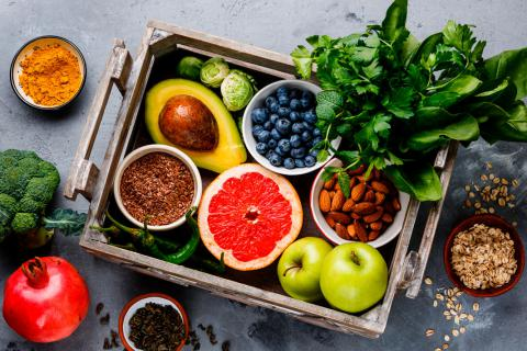 Alimentos ricos en antioxidantes dieta y nutrici n - Antioxidantes alimentos ricos ...