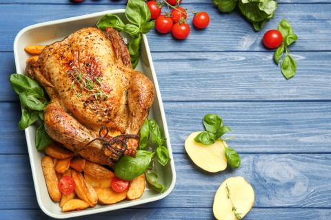 Ideas para preparar pavo de forma saludable