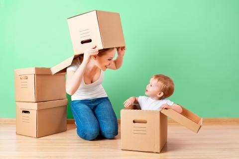 Juegos en casa para niños para jugar en compañía