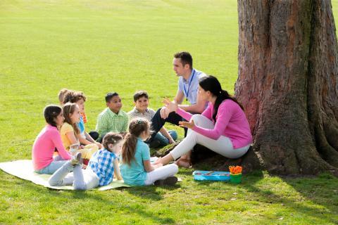 Metodolog a de la educaci n al aire libre for Educacion exterior
