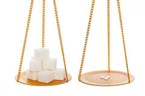 Mitos de los edulcorantes artificiales - Dieta y Nutrición