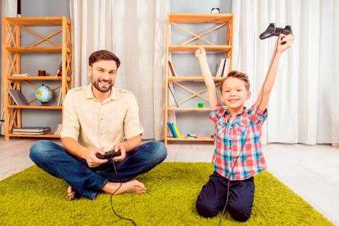Ninos Y Videojuegos Consejos Para Los Padres Bebes Y Ninos