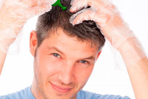 Constant delight la loción contra la caída de los cabello la aplicación