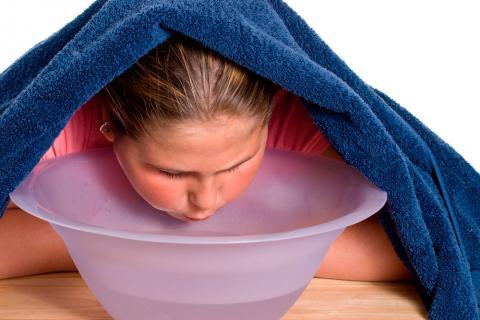 Tratamiento de la congestión nasal