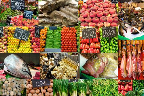 alimentos recomendados en la fibrosis quística - dieta y nutrición
