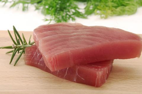 El atún es rico en grasas sanas