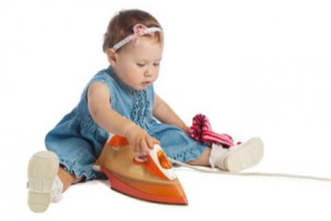 Prevención de accidentes infantiles domésticos