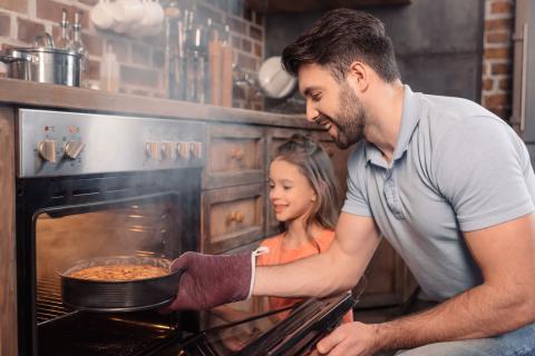 Cocinar Horno | Cocinar Con El Horno Beneficios Y Consejos Dieta Y Nutricion