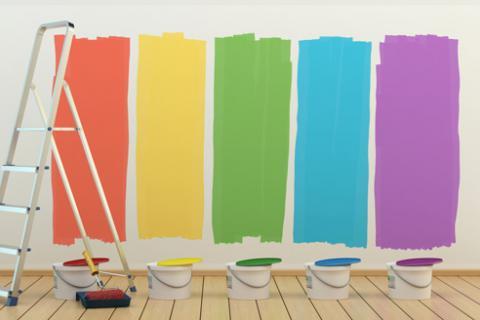 Colores m s apropiados para la habitaci n de tu beb - Color habitacion nino ...