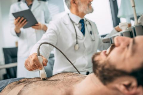 Diagnóstico de una litiasis biliar