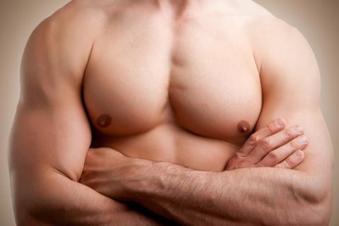 Pectorales masculinos