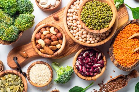 Fuentes de prote nas alimentos animales y vegetales que las contienen - Q alimentos son proteinas ...