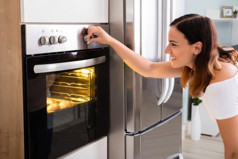 ¿Cómo funciona el horno?