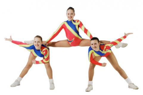 Acrosport Sports 7 Education