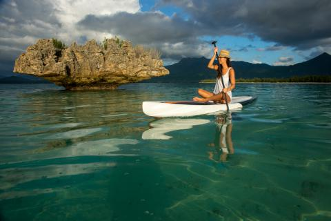 Beneficios del paddle surf