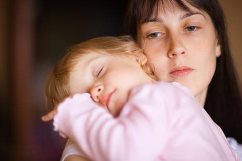 Problemas Que Deben Afrontar Las Madres Solteras Embarazo