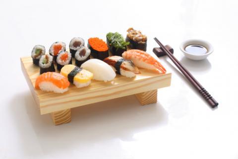 ¿Qué es el sushi?