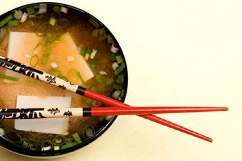 Umami, el quinto sabor