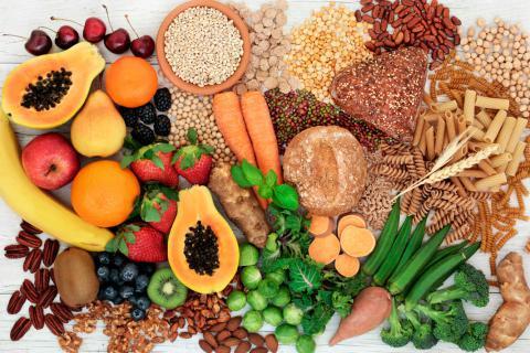 Tipos de hidratos de carbono de asimilaci n r pida y lenta - Alimentos hidratos de carbono ...