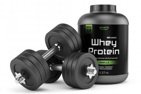 Proteína de whey