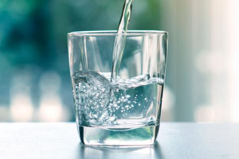 Agua, fuente de salud