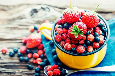 Antioxidantes, qué son y propiedades para la salud