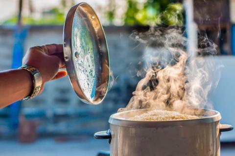 Cocinar al vapor ventajas ideas y claves para sacarle partido - Utensilios para cocinar al vapor ...