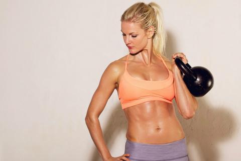 CrossFit, entrenamiento a alta intensidad