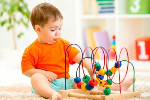 Juguete en edad preescolar