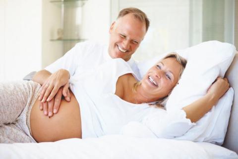 Ser madre a partir de los 35 años