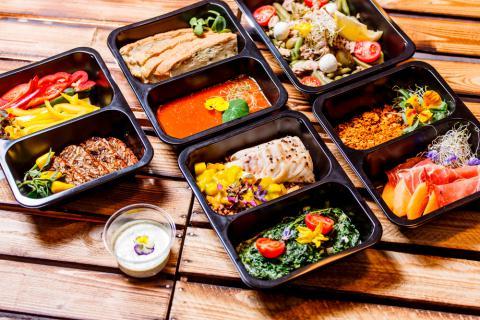 Meal prep pasos para planificar tus men s saludables en t per - Menus para llevar al trabajo ...