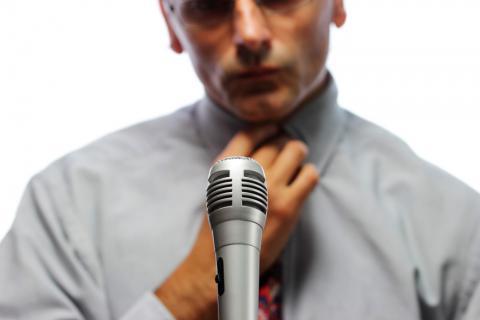 Miedo escénico: consejos para hablar en público
