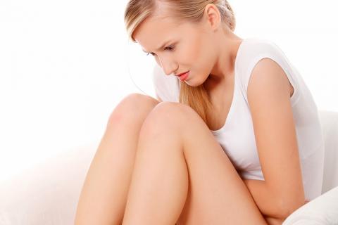 Mujer con miomatosis uterina