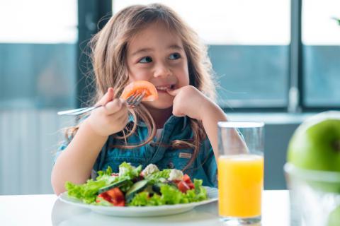 Resultado de imagen para alimentacion niños