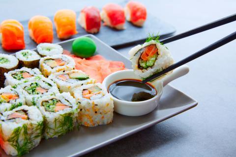 Resultado de imagen para El sushi